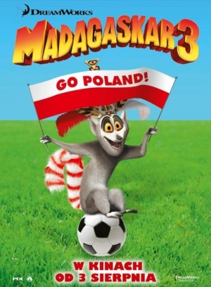 Madagascar 3: Europe's Most Wanted 510x693