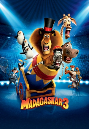 Madagascar 3: Europe's Most Wanted 556x800