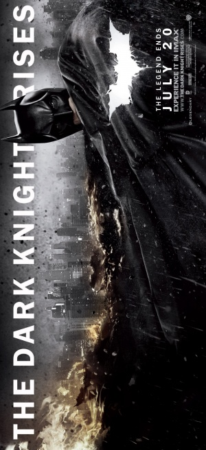 The Dark Knight Rises 1554x3400