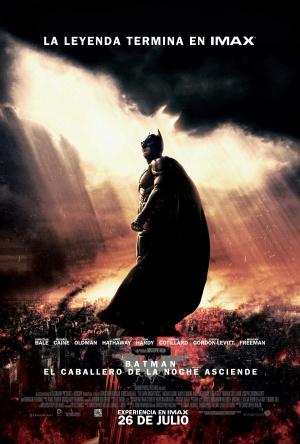 Batman: El caballero de la noche asciende 900x1333