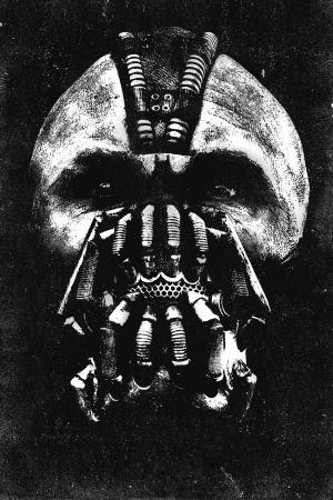 Batman: El caballero de la noche asciende 1667x2500