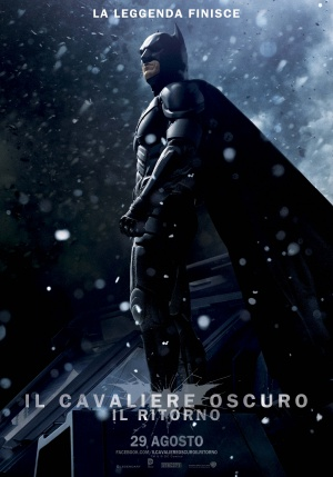 Batman: El caballero de la noche asciende 3307x4724