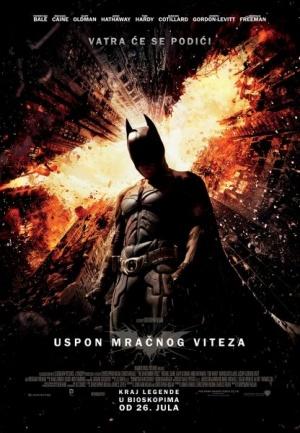 Batman: El caballero de la noche asciende 416x600