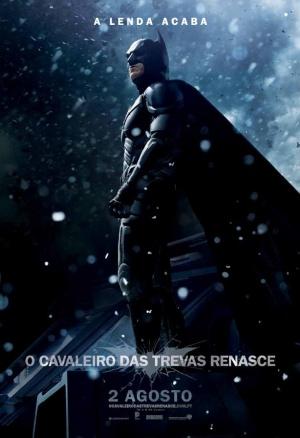 Batman: El caballero de la noche asciende 614x896