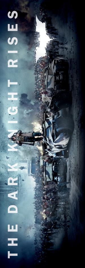 Batman: El caballero de la noche asciende 1599x5000