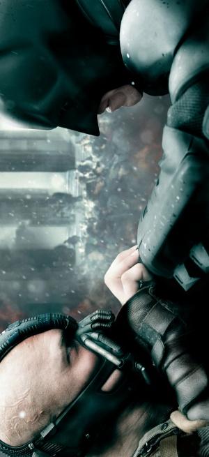 Batman: El caballero de la noche asciende 2290x5000
