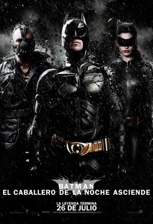 Batman: El caballero de la noche asciende 1405x2048