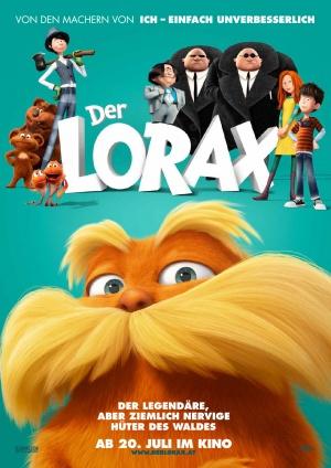 The Lorax 1061x1500