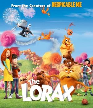 The Lorax 1518x1761
