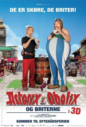 Asterix & Obelix - Im Auftrag Ihrer Majestät 3383x5000