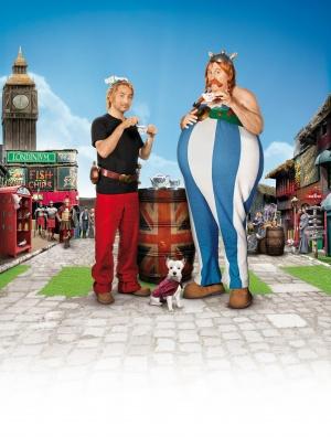 Asterix & Obelix - Im Auftrag Ihrer Majestät 3788x5000