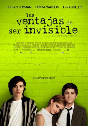 The Perks of Being a Wallflower 2068x2954