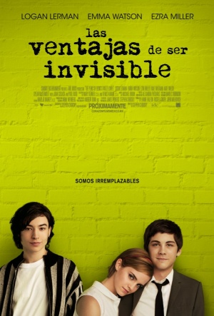 The Perks of Being a Wallflower 716x1057
