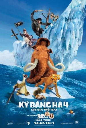 Ice Age 4 - Voll verschoben 2040x3015