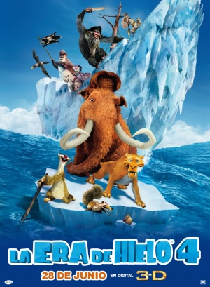 Ice Age 4 - Voll verschoben 866x1181