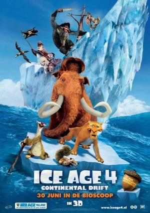 Ice Age 4 - Voll verschoben 2105x2977
