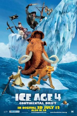 Ice Age 4 - Voll verschoben 600x900