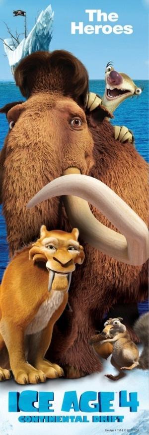 Ice Age 4 - Voll verschoben 414x1206