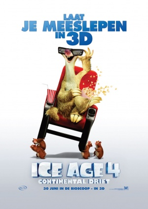 Ice Age 4 - Voll verschoben 1488x2105