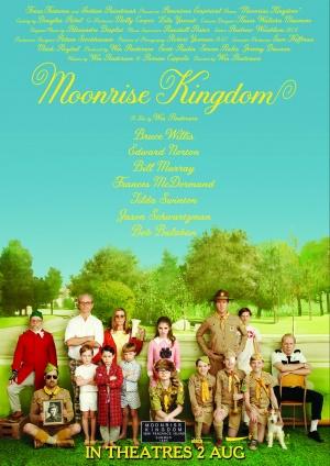 Moonrise Kingdom - Una fuga d'amore 2480x3508