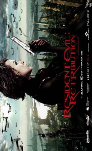 Resident Evil: Retribution 584x960