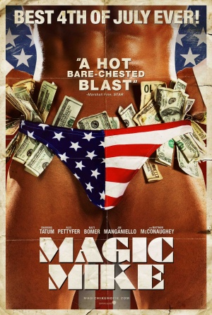 Magic Mike 3374x5000