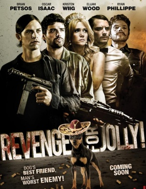 Revenge for Jolly! Poster