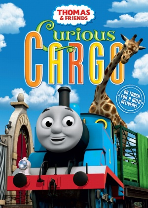 Thomas and Friends: Curious Cargo Cover