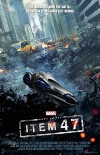 Marvel One-Shot: Item 47 poster