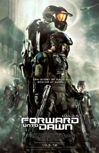 Halo 4: Forward Unto Dawn poster