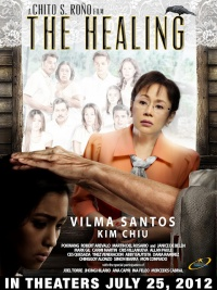 The Healing poster
