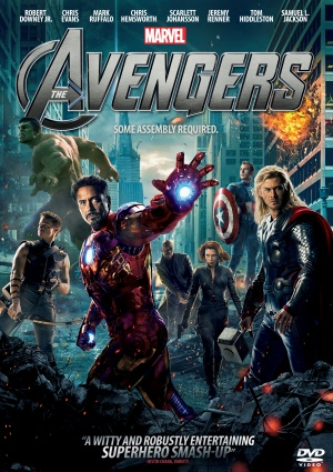 The Avengers 1535x2175