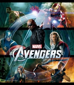 The Avengers 1526x1762