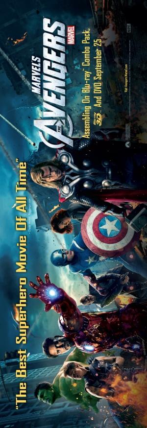 The Avengers 1717x5000