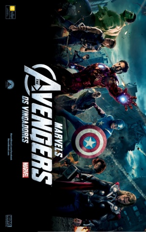 The Avengers 956x1515