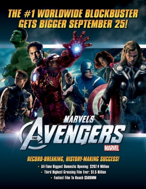 The Avengers 875x1125