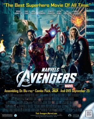 The Avengers 2448x3108
