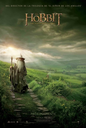 The Hobbit: An Unexpected Journey 807x1200