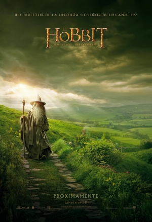 The Hobbit: An Unexpected Journey 2390x3500
