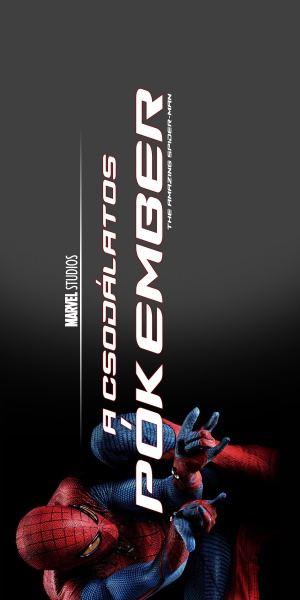The Amazing Spider-Man 1500x3000