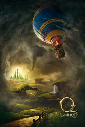 Oz the Great and Powerful 3381x5000