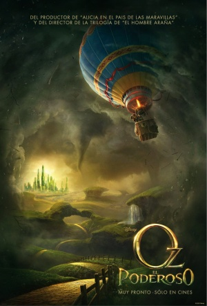 Oz the Great and Powerful 867x1280