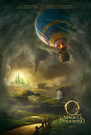 Oz the Great and Powerful 743x1100