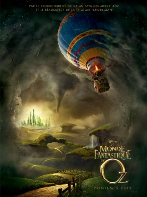 Oz the Great and Powerful 2835x3780