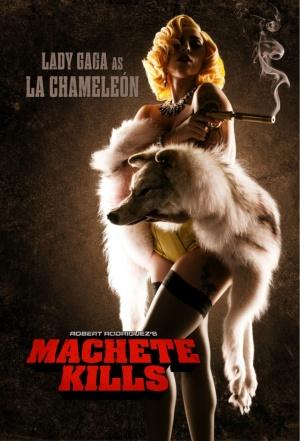 Machete Kills 696x1024