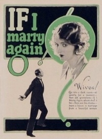If I Marry Again poster