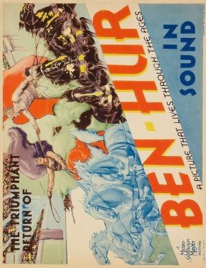 Ben-Hur: A Tale of the Christ 985x1280