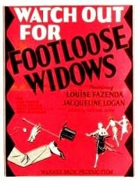 Footloose Widows poster