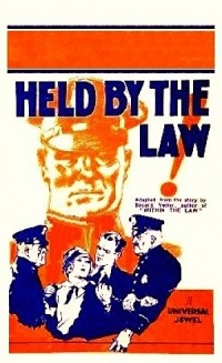 Held by the Law poster