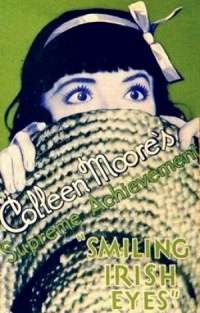 Smiling Irish Eyes poster